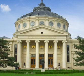La pas prin București