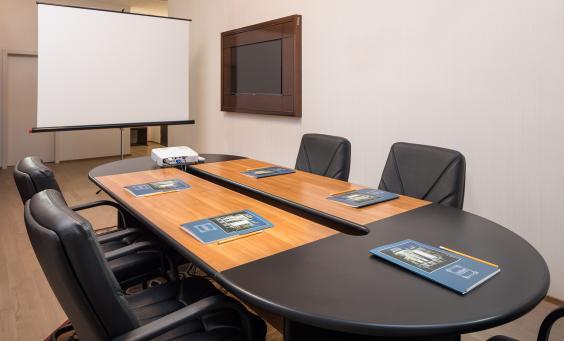 Întâlniri de afaceri și conferințe