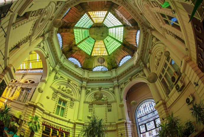 places to visit in Bucharest Macca-Villacrosse
