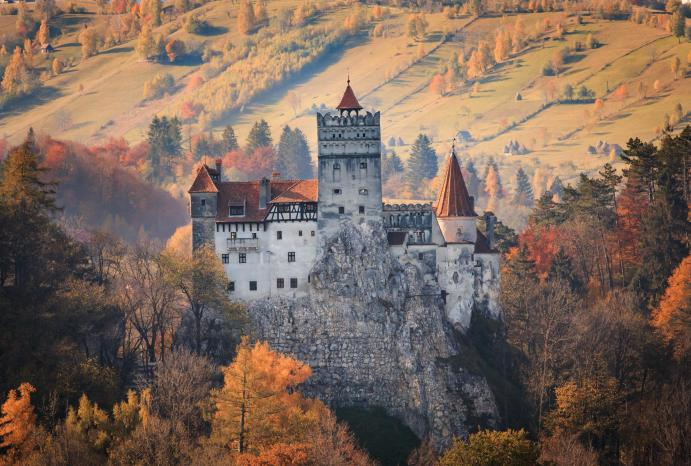 bran castle day trips from bucharest