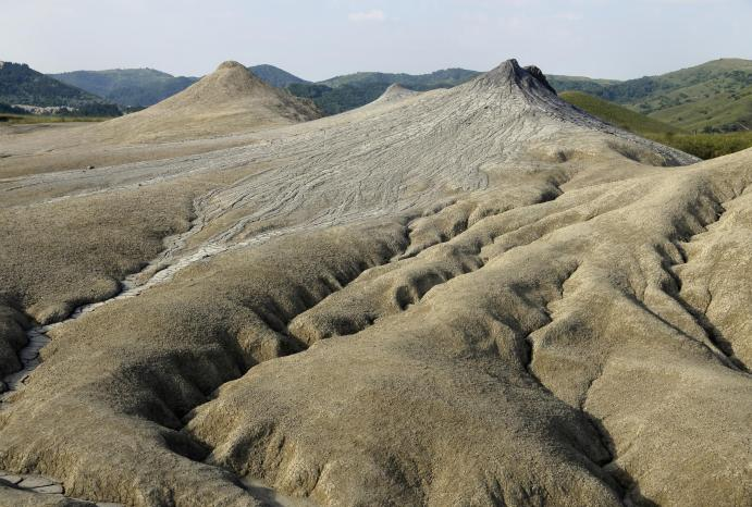 mud volcanoes day trips from bucharest