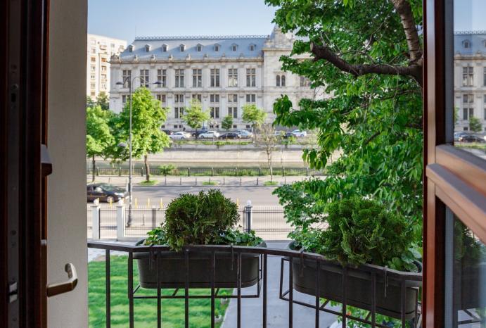 central Bucharest hotel