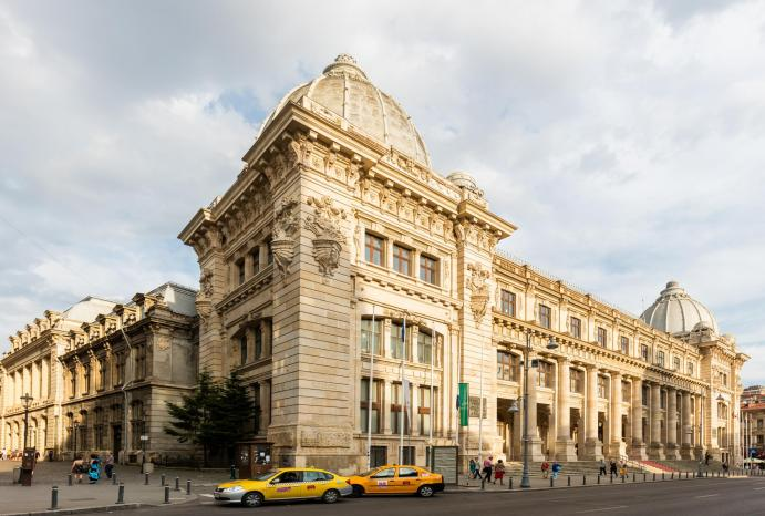 museums in bucharest National History