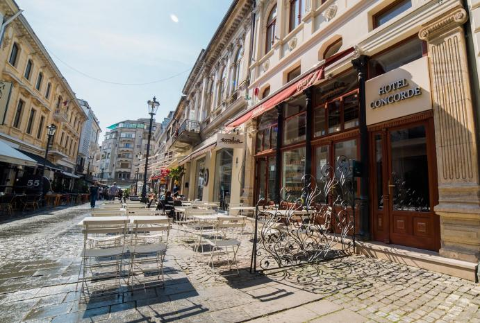 Eye catching reasons to pick your accommodation in the Old City of Bucharest